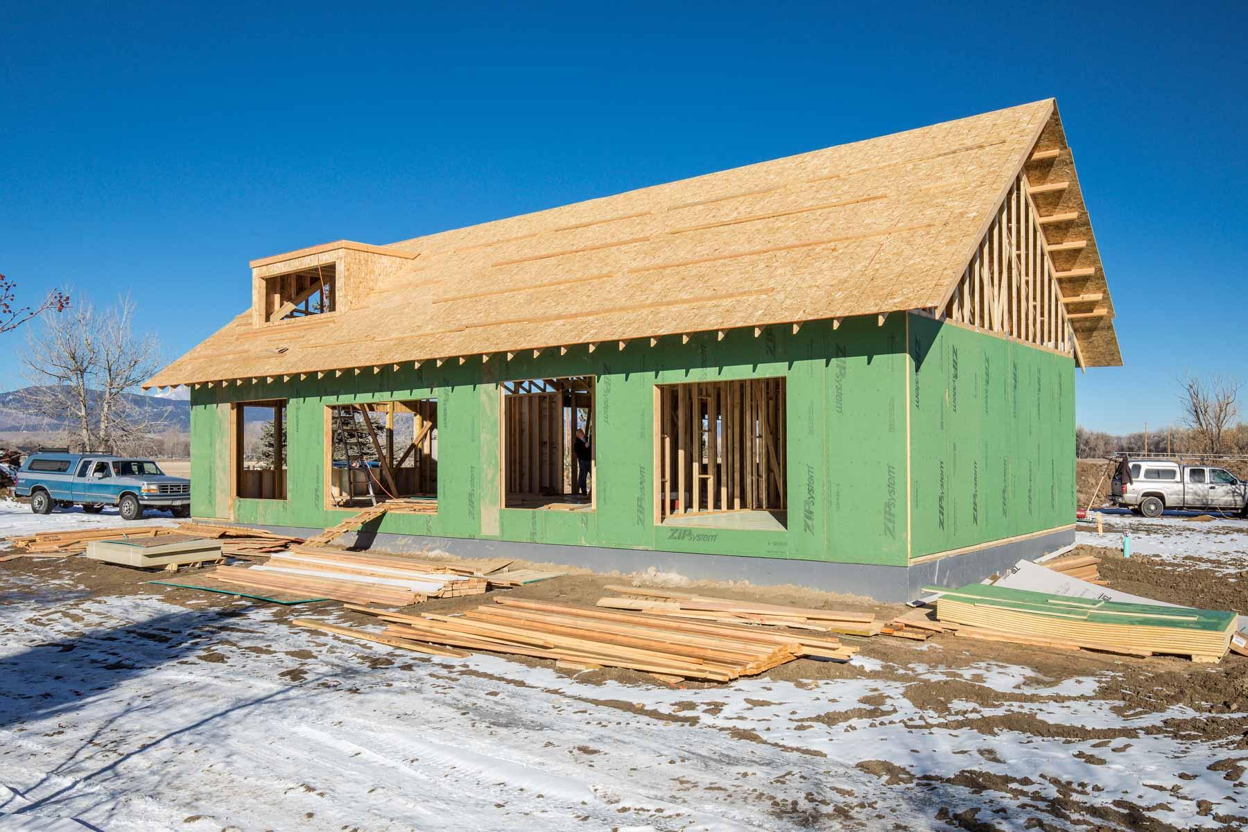 Alpine Summit Homes Custom Home Project