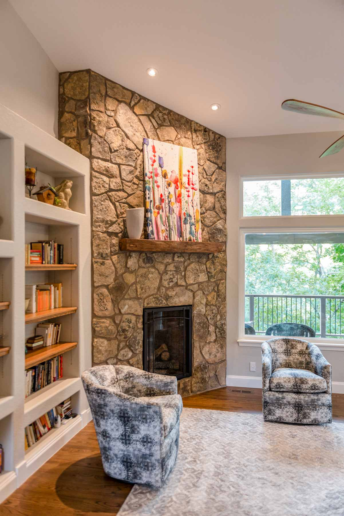 Alpine Summit Homes Renovation Project